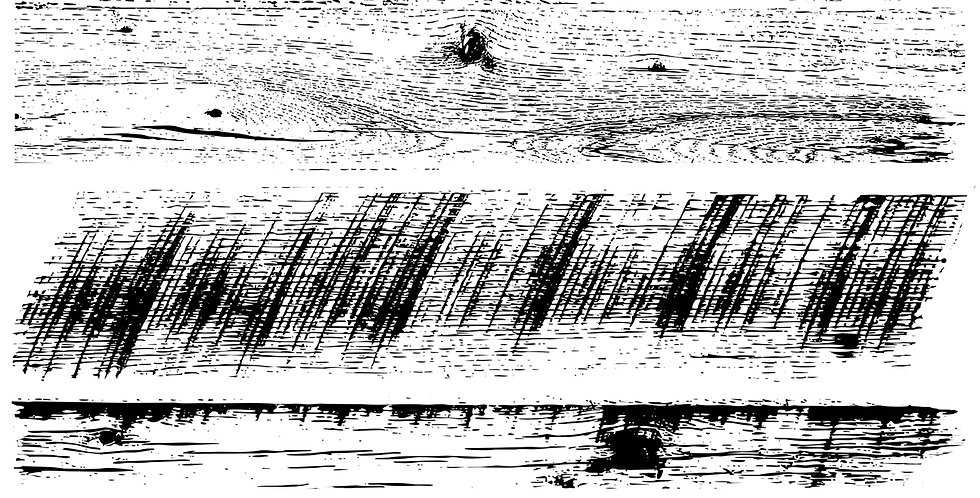 Barnwood Planks Decor Stamps