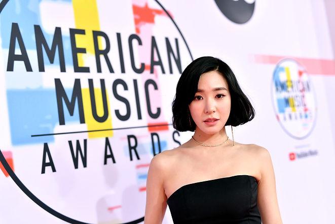 2018+American+Music+Awards+Red+Carpet+jp