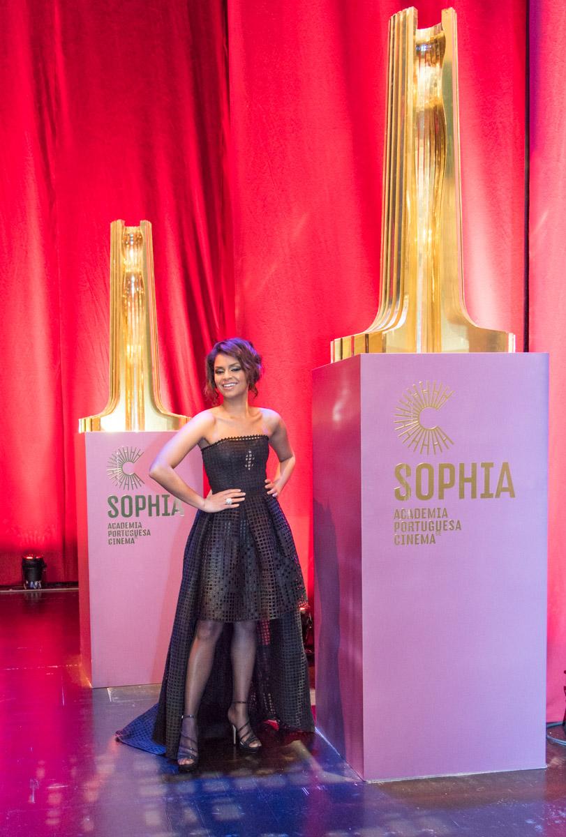 Prémios Sophia - Cláudia Semedo