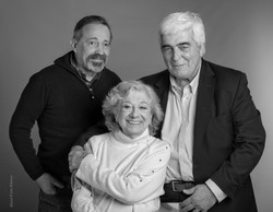 Eunice, Luis e Paulo