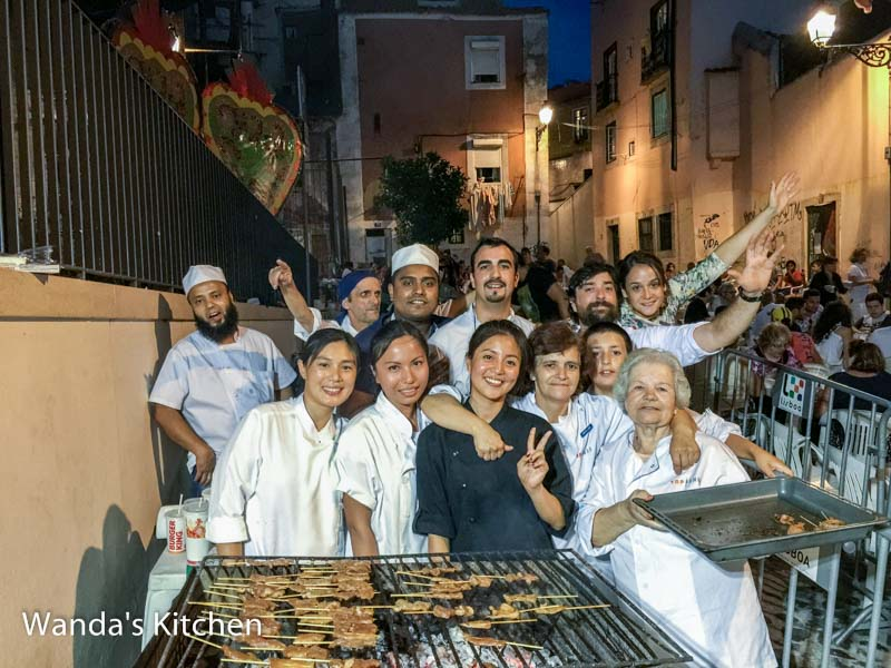 Jantar Popular na Mouraria