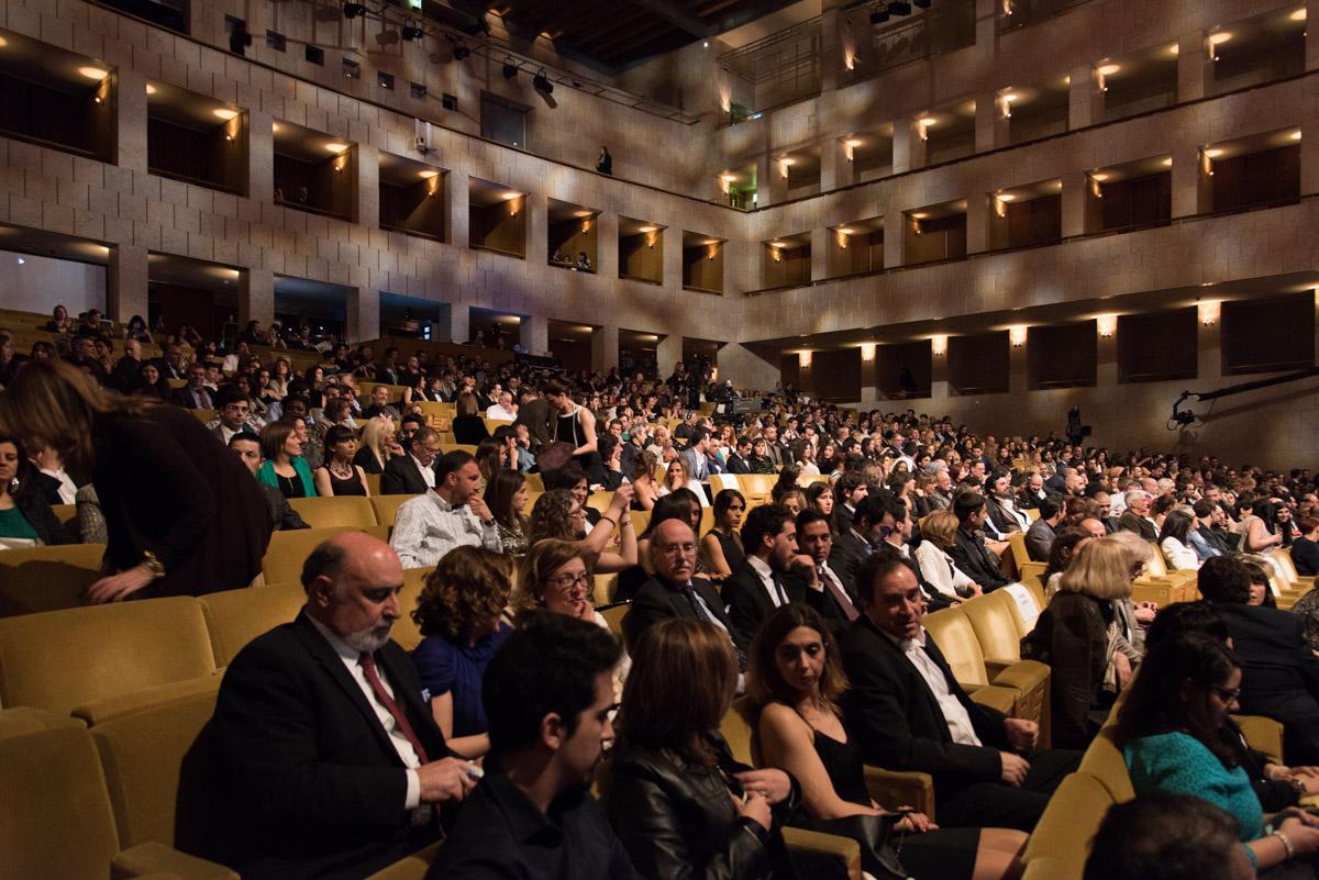 Grande auditório CCB