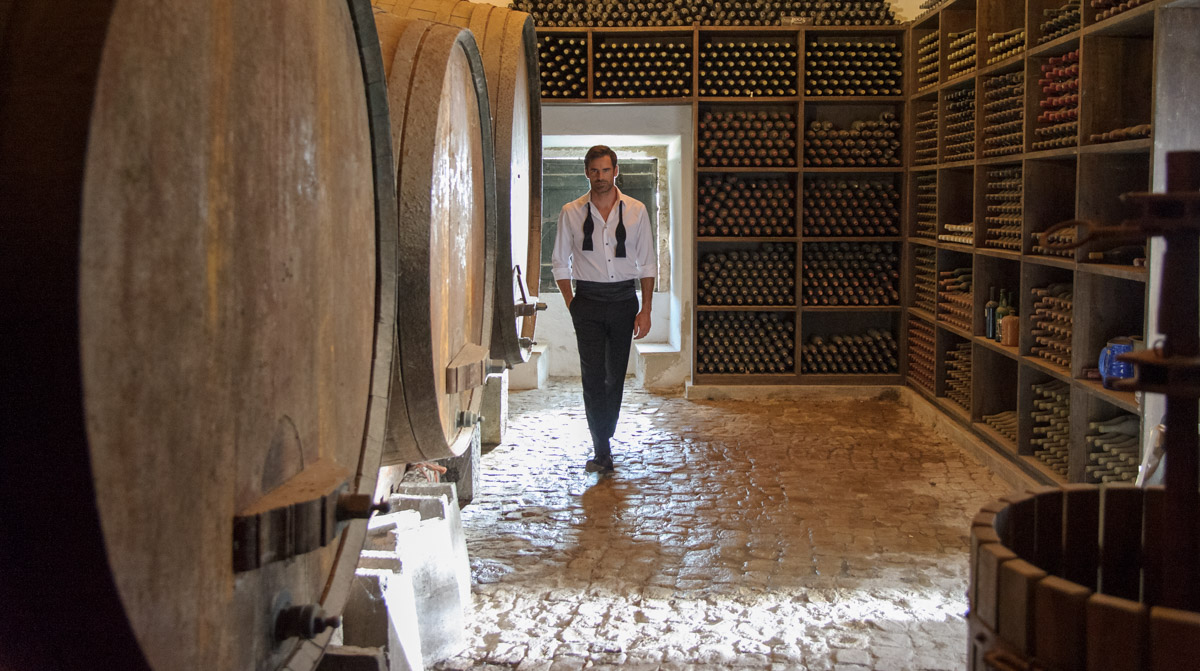 Vinhos - Quinta S. Sebastião