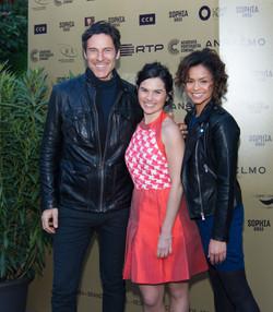 Paulo Pires, Carla Chambel, Claudia