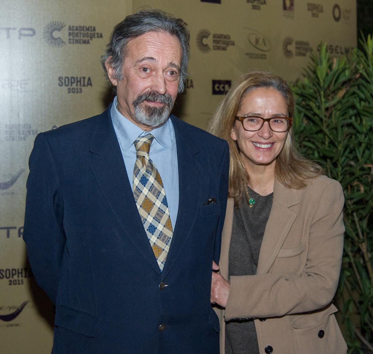 Paulo Trancoso e Paula Rainha