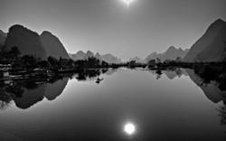 Dragon River, China