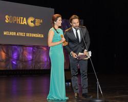 Anabela Teixeira e José Fidalgo