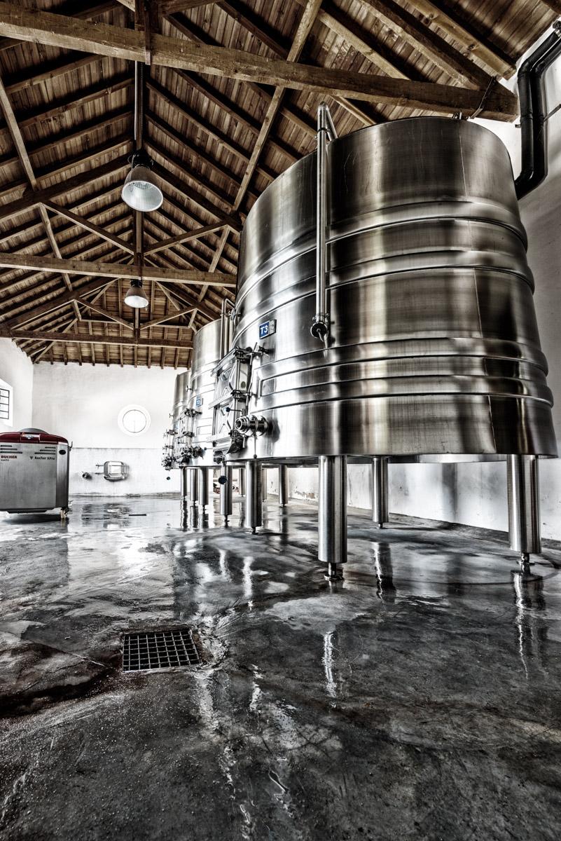Vinhos Marufa - Adega