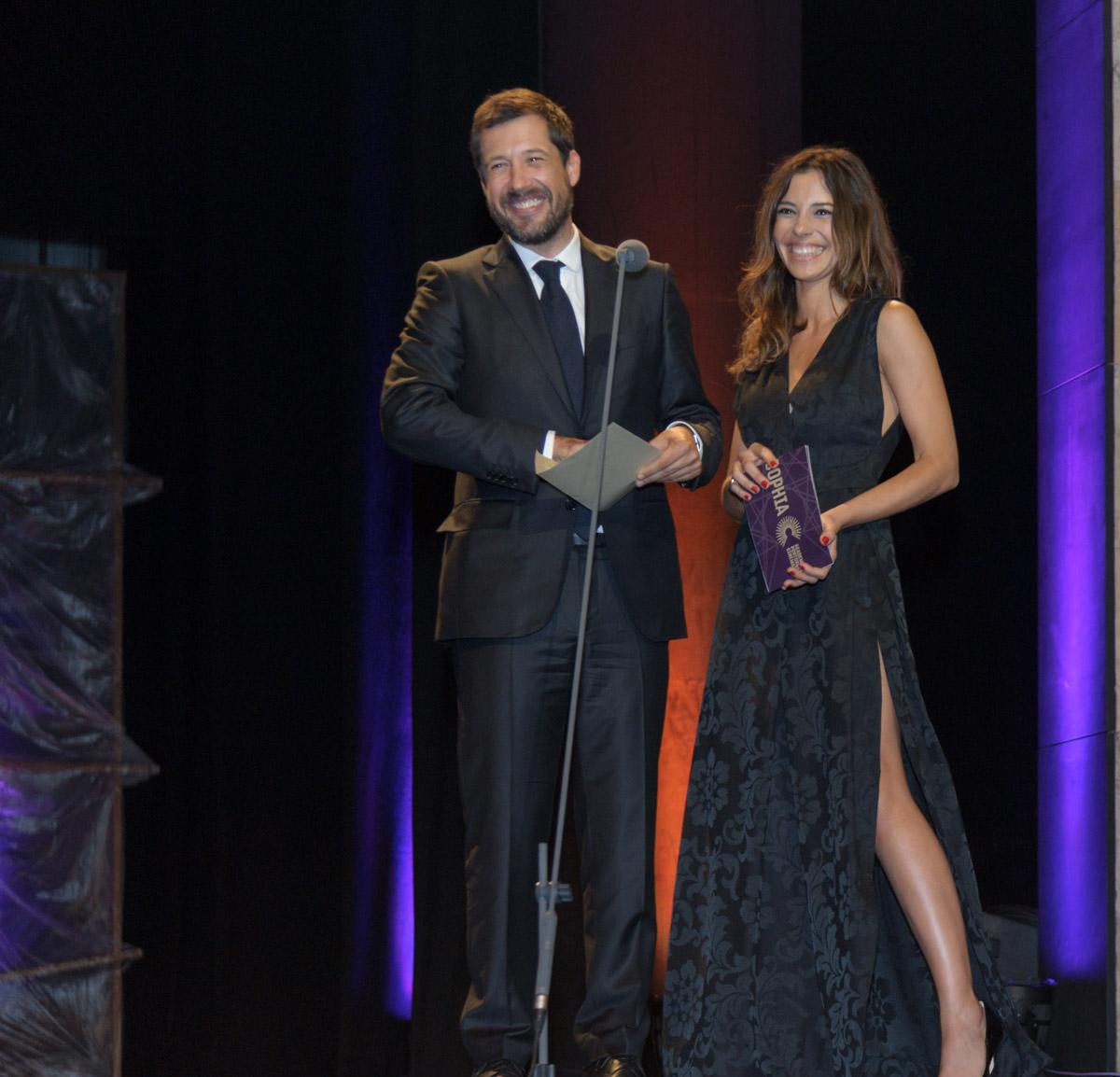 Teresa Tavares e Filipe Vargas