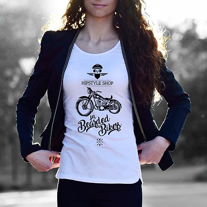 Bearded Biker... pour les filles