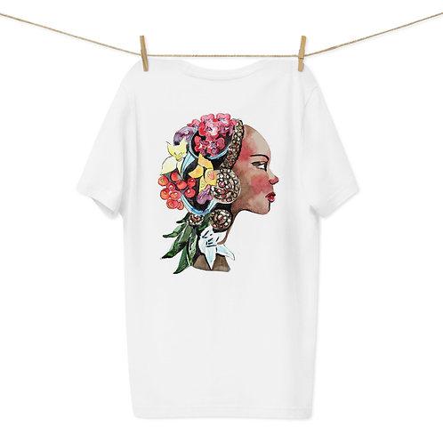 Tee shirt Ghana en cotton Bio