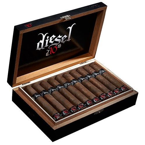 "Diesel 10th Anniversary (Robusto - 5.5""x52)"
