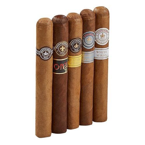 Montecristo 5-Cigar Sampler