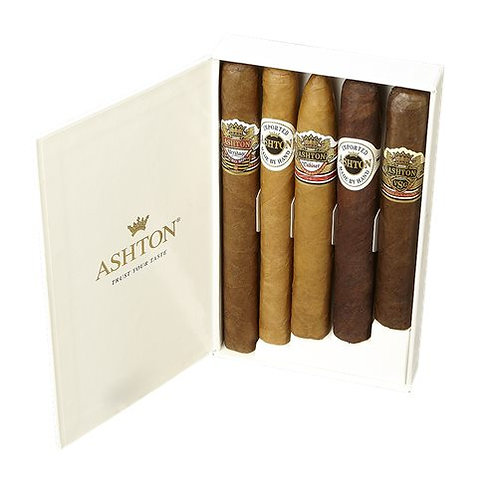 Ashton 5-Cigar Assortment