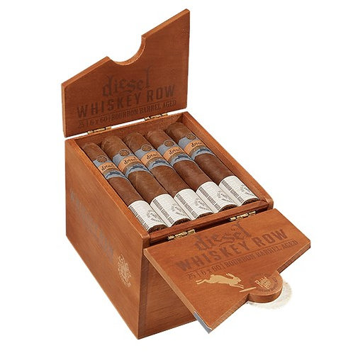 "Diesel Whiskey Row - Robusto (5.5""x52)"