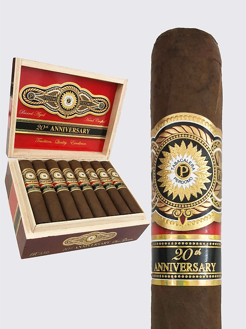 Perdomo 20th Anniversary Sun Grown Epicure