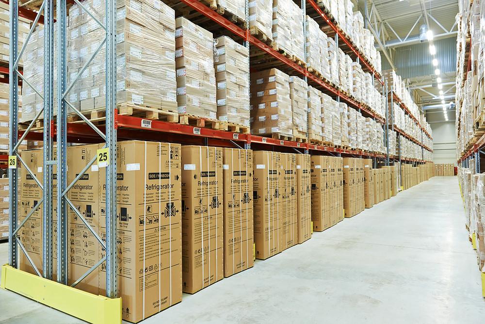 Warehouse Fulfilment Services