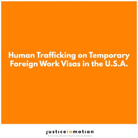 Temporary Foreign Work Visas