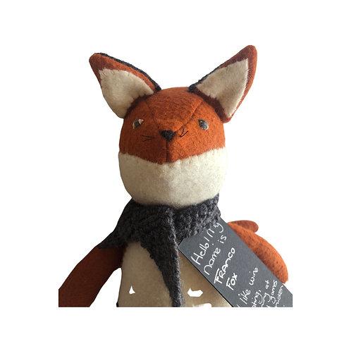 Mr Frances Fox