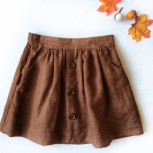 Autumn Skirt - Acorn