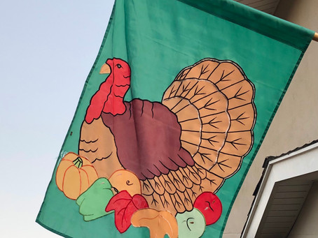 Turkey Day in Angrytown, USA