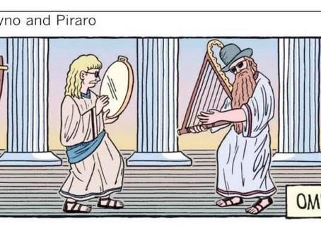 Music, Regrets, and Bizarro