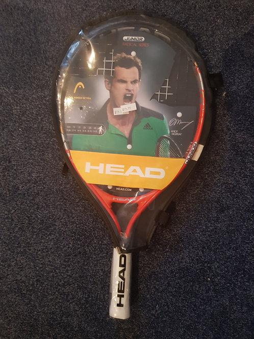"19"" Head radical junior racket"