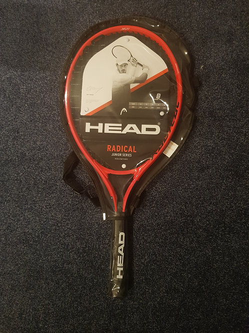 "21"" Head radical junior racket"
