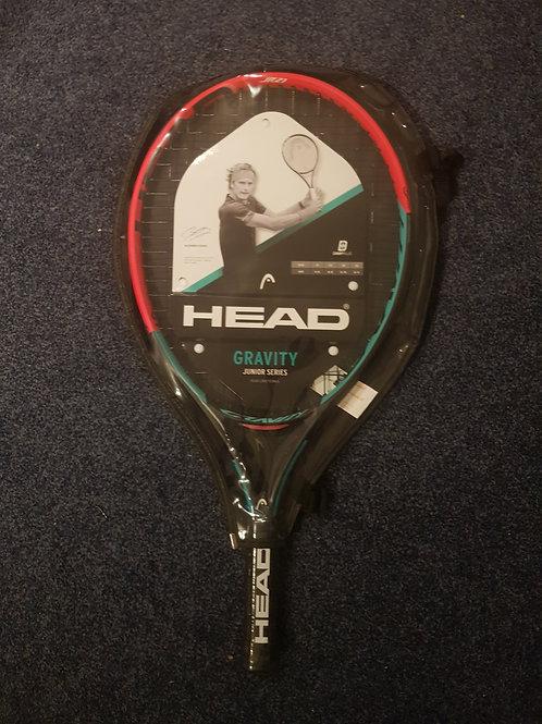 "21"" Head gravity junior racket"