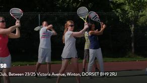 *New course* Tennis Xpress at Victoria Avenue