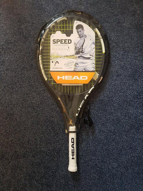 "25"" Head speed junior racket"