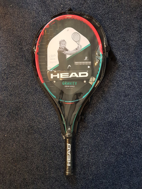 "25"" Head gravity junior racket"