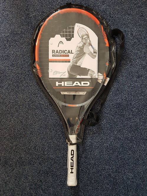"25"" Head radical junior racket"
