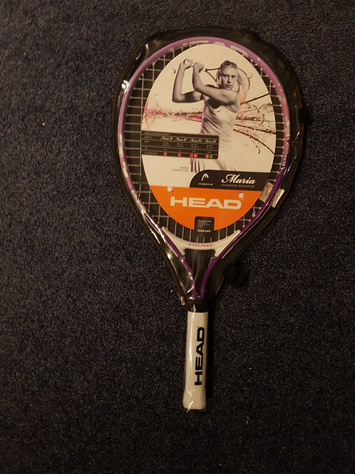 "21"" Head maria junior racket"