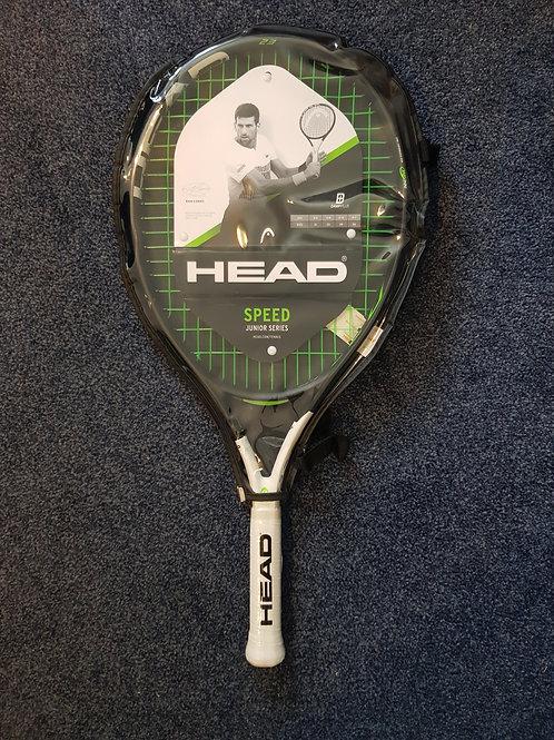 "23"" Head speed junior racket"
