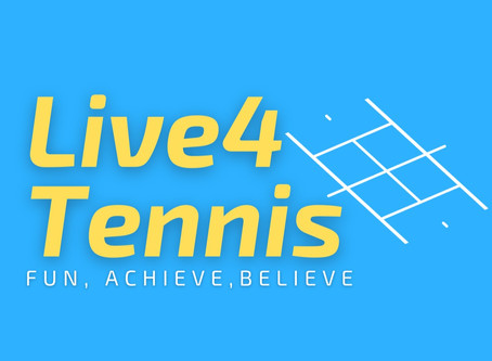 5 Reasons why you should start to play tennis