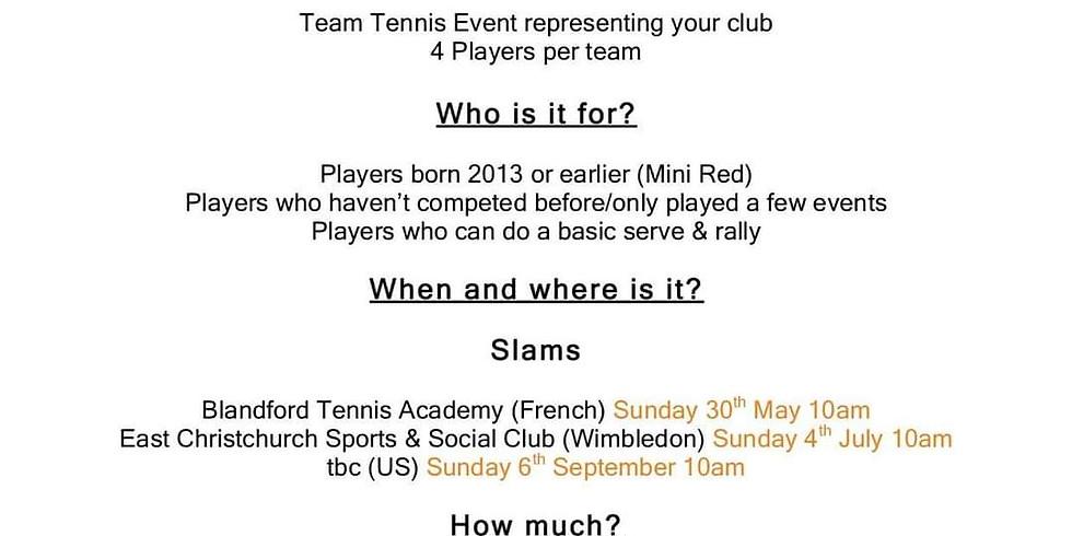 Dorset Slam - Wimbledon