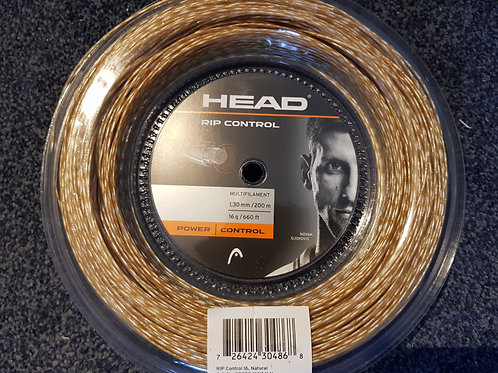 Restring with Head RIP Control