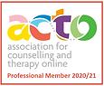 ACTO 2020 Level 2 Professional Member (1
