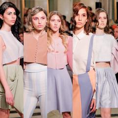 Model: Francesca Gangeri, Diana Vararu, Maria Vittoria Riso, Lucia Moscato, Sara Surace.