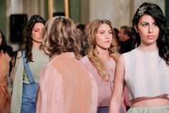 Model: Francesca Gangeri, Maria Vittoria Riso, Asia Gentile.