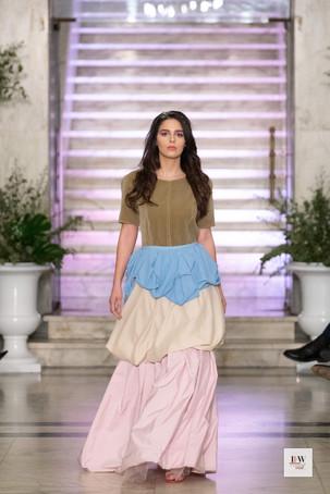 Model: Myriam Melluso