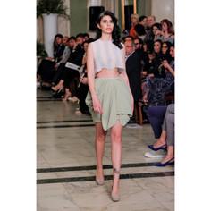 Model: Francesca Gangeri