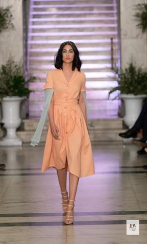 Model: Marisa Abramo