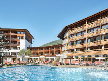 Hotel DIE POST Aktiv, Familie & Spa