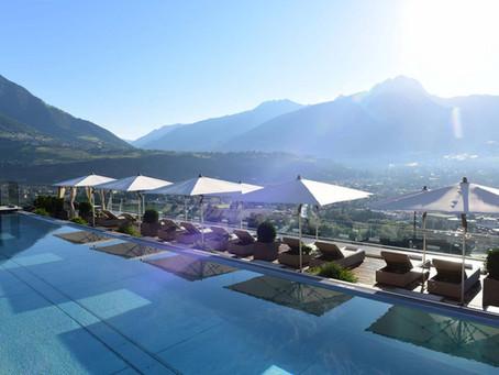 Giardino Marling Südtirol - das mediterrane Spahotel