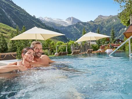 Hotel Alpenhof am Hintertuxer Gletscher im Zillertal