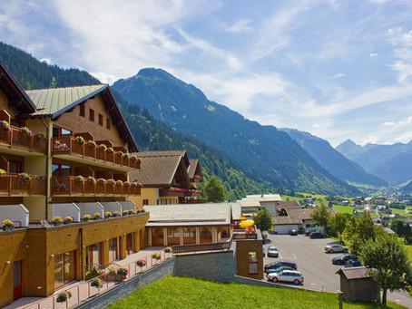 BergSPA & Hotel Zamangspitze, Montafon