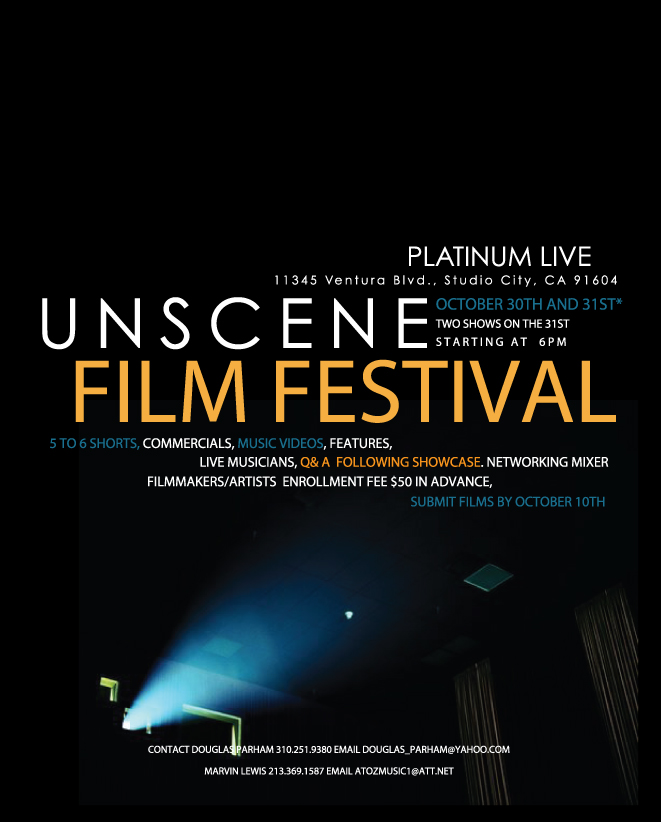 Unscene Film Festival