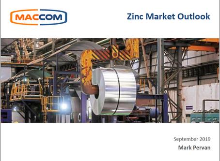 Zinc Market Outlook